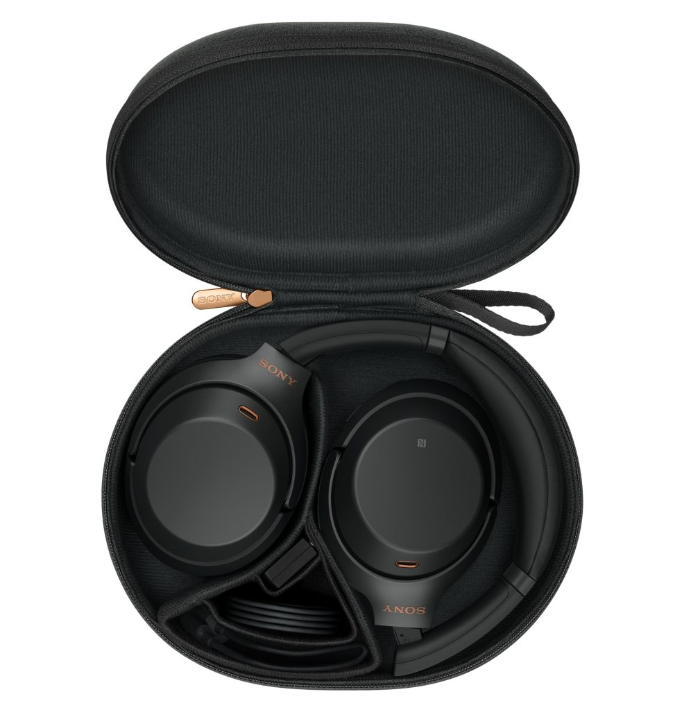 Sony WH1000-XM3 headphones case