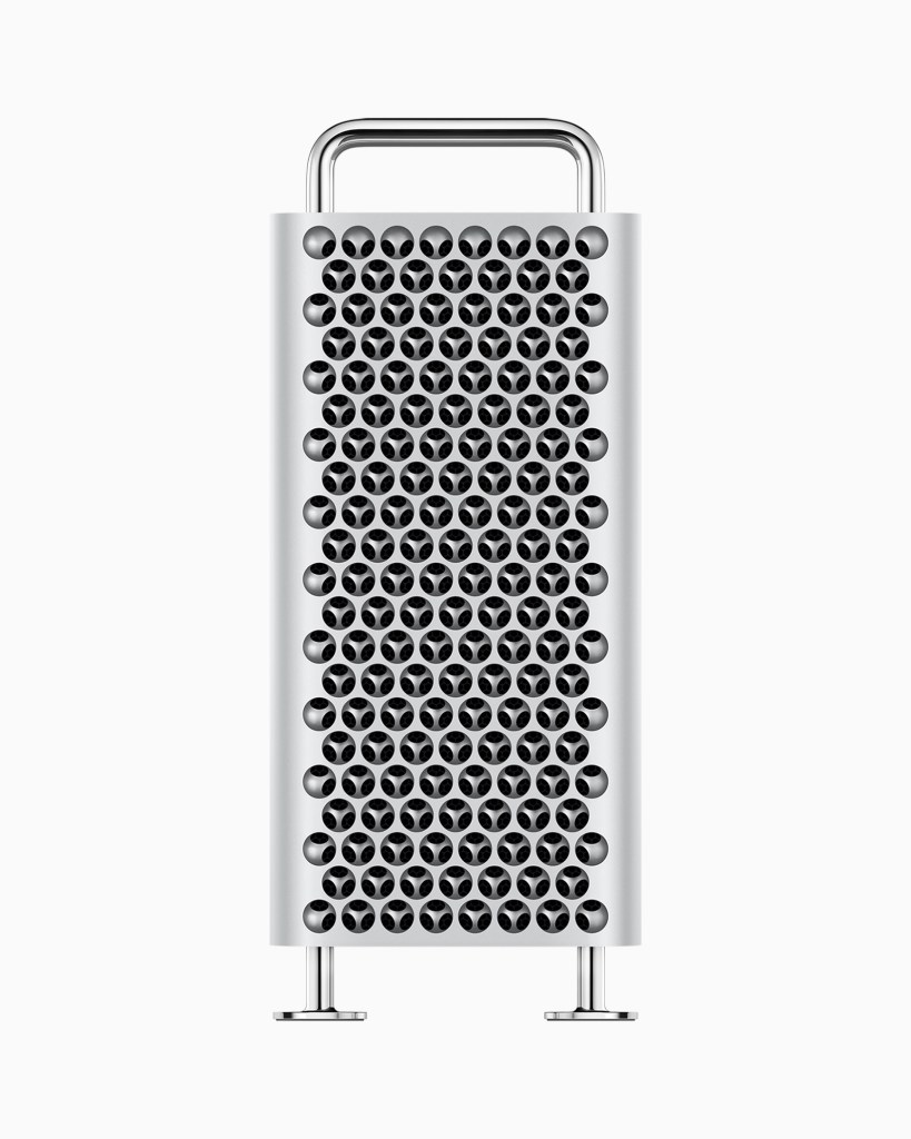 Apple Mac Pro cheese grater