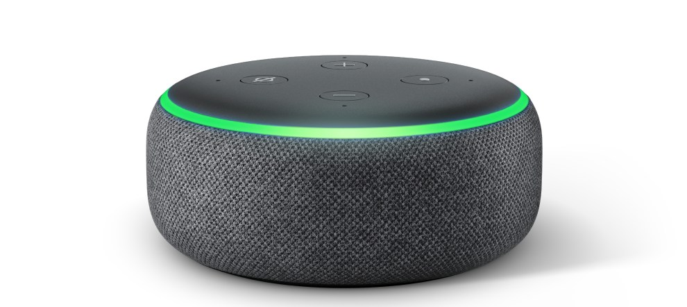 green light on Amazon Echo