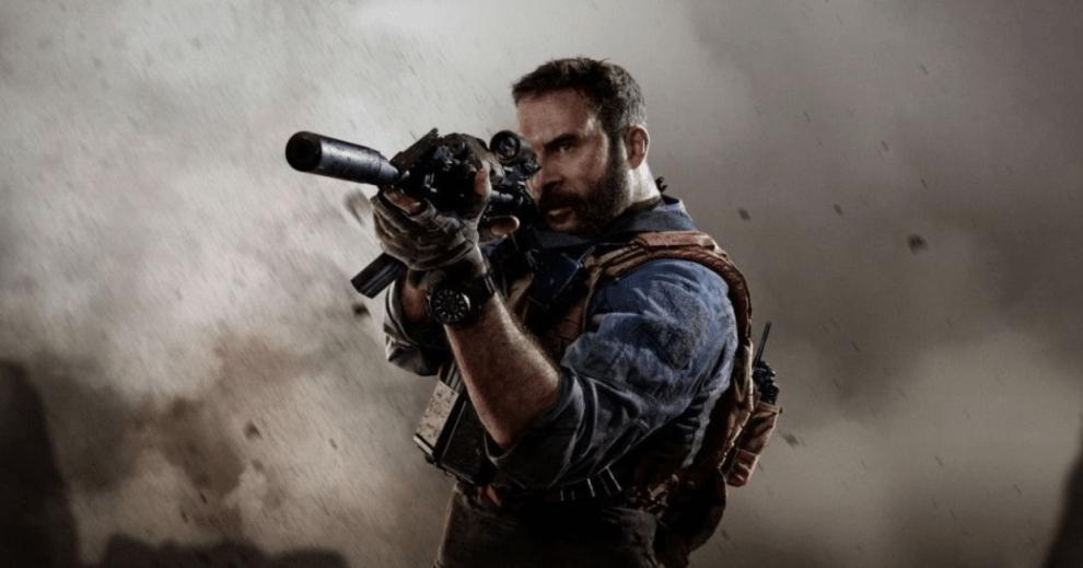 Call of Duty Modern Warfare icons