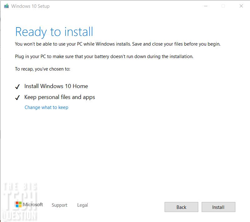 windows updates stuck