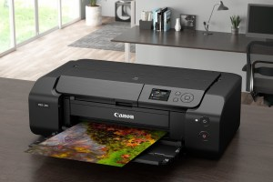 Canon Pixma Pro printer