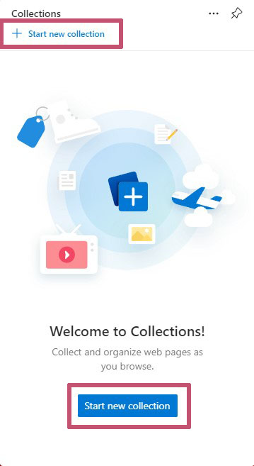 What is Microsoft Edge Collections and how do I use it?