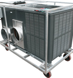 5 ton single phase outdoor air conditioner for rent by amana  [ 1560 x 1350 Pixel ]