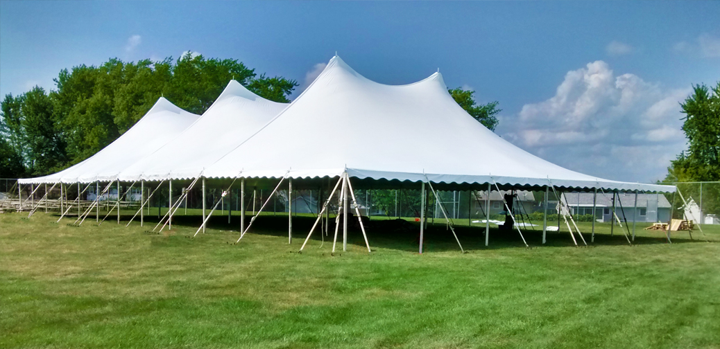 chair cover rentals rockford il hire inverclyde bleacher tent party rental est delivery fee 60 x120 twinpole rope and pole