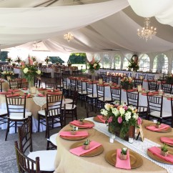 Rent Wedding Tables And Chairs Chocolate Accent 40 39 X 80 Hybrid Event Tent Structure Rental Iowa Il Mo
