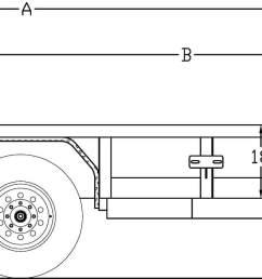 big tex 70pi trailer wiring diagram [ 2969 x 751 Pixel ]