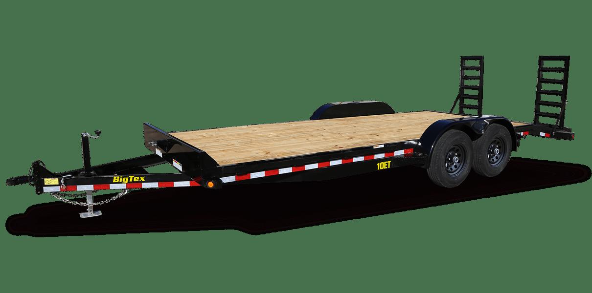 big tex trailers equipment