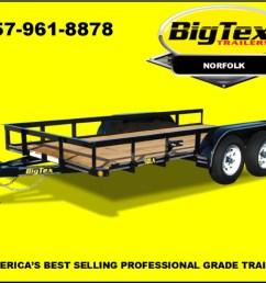 wiring trailer world tandem axle utility trailers by big tex 50la utility on big tex  [ 1199 x 967 Pixel ]