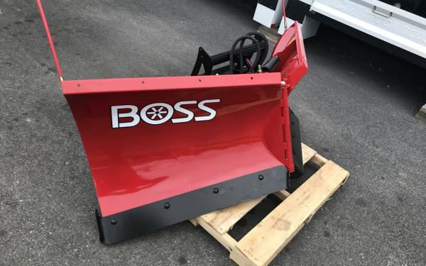 Boss Xt 5 6 Quot Utv V Plow Bh Trailers And Plows In