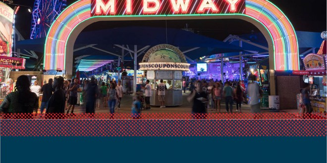 Midway State Fair Of Texas