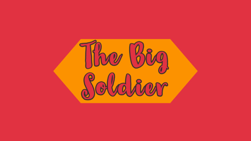 Featured image for the big soldier