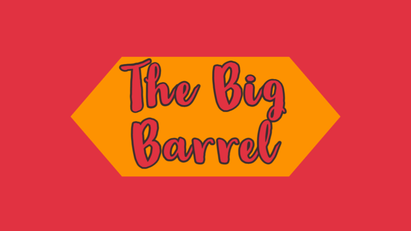 Featured image for the big barrel