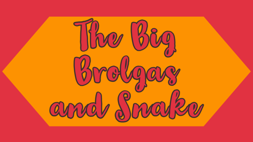 Featured Image for The Big Brolgas and Snake