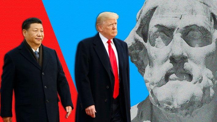 the thucydides trap: how to stop the looming war between china and the u.s. - big think