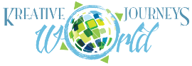 Kreative World Journeys logo