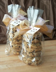 stacked cookie favors