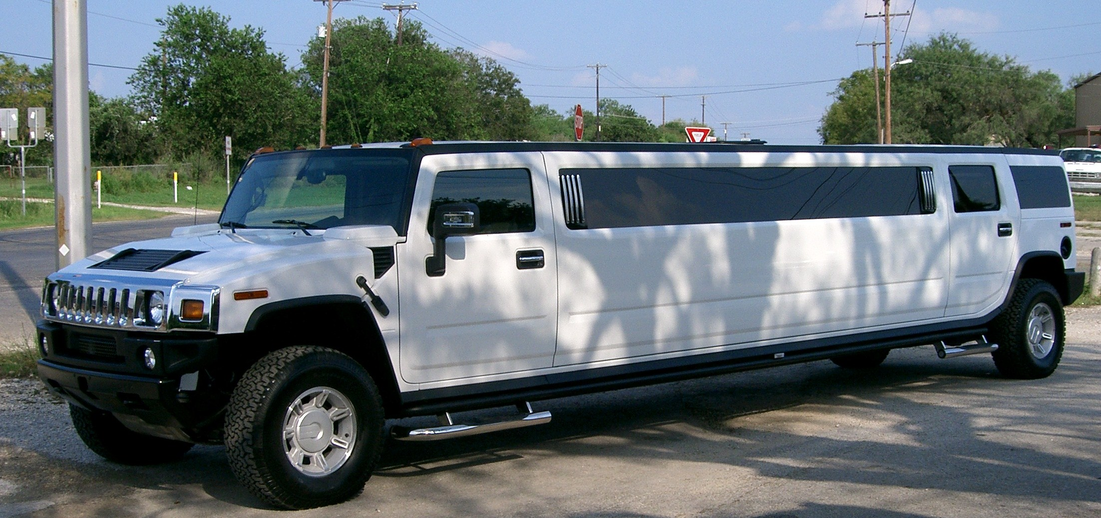 Big Time Limos Hummer Limo