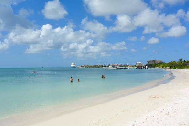 Surfside Beach, Aruba