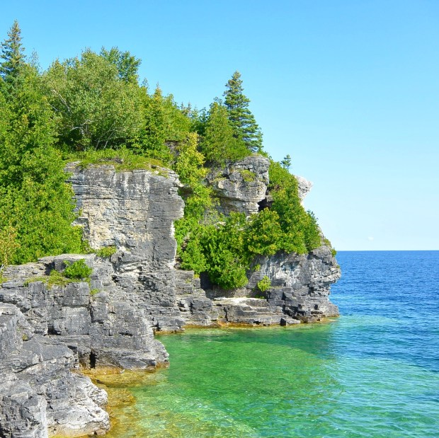Bruce Peninsula National Park, Tobermory