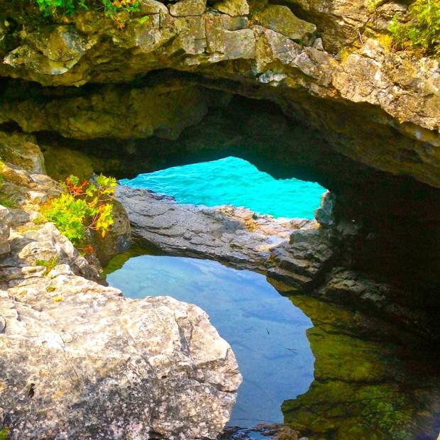 Grotto, Tobermory