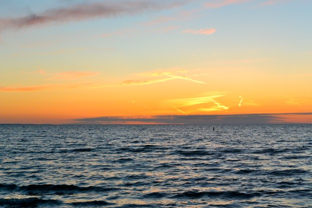 Sunset in Sauble Beach