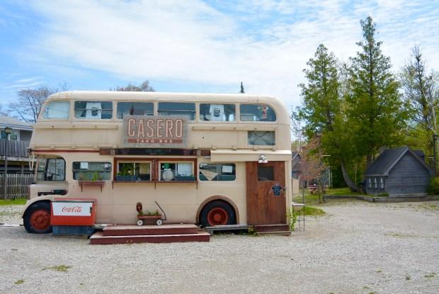 Sauble Beach Food Truck