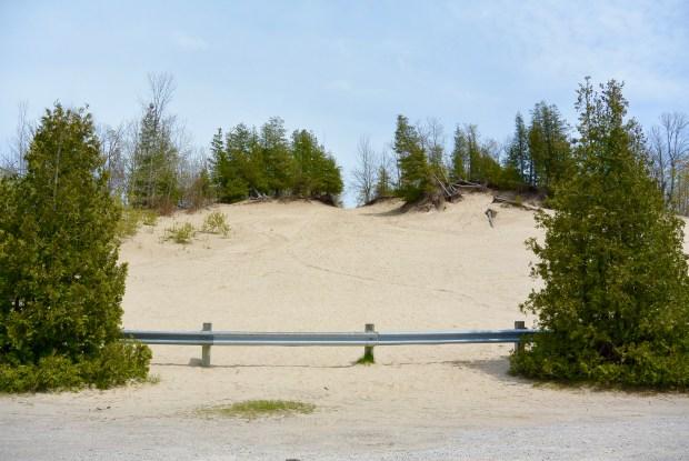 Sauble Beach Sand Dunes