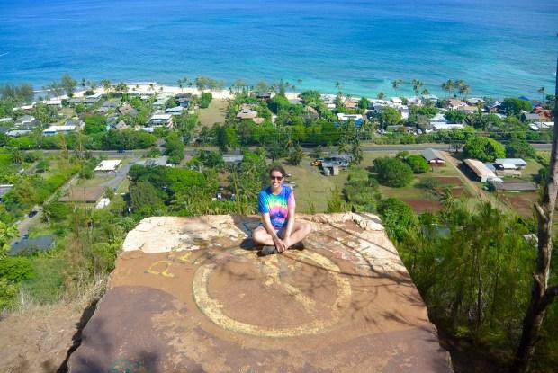 Peace Sign Hike on Oahu