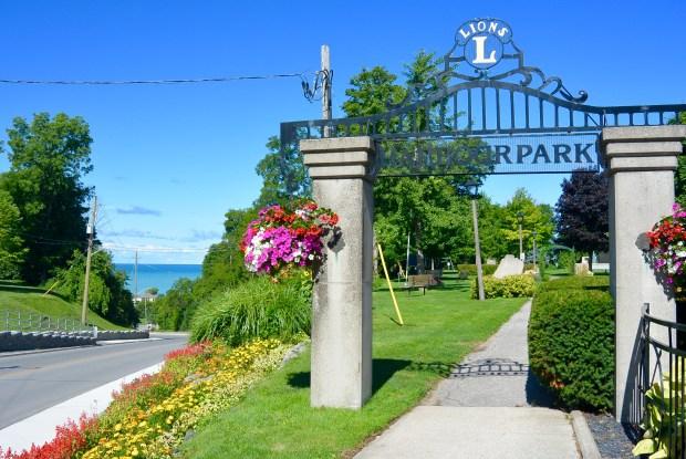 Harbour Park, Goderich