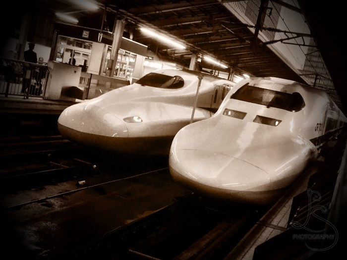 How to Plan an International Trip to Japan: Shinkansen (Bullet train) Japan