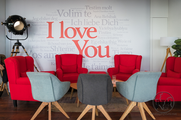 I love you wall in multiple languages