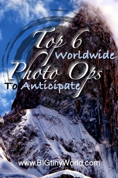 Top 6 Worldwide Photo Ops to Anticipate | BIG tiny World Travel | There are so many amazing things to anticipate with a world trip. Whether you're a photographer or a tourist, you'll want to check out these top 6 photo ops around the world! Click to read more! | #travel #aroundtheworld #worldwide #photography #placestosee | Photo by Mariano Mantel