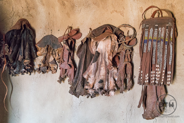 Traditional Himba Clothing Hand Made