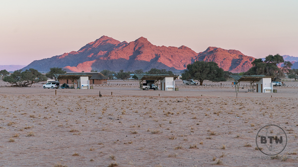 Sesriem Campsites Namibia
