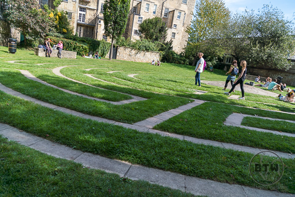 Beazer Maze Garden