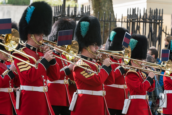 Changing of the Guard Ceremony - Buckingham Palace