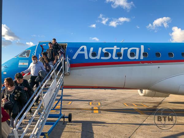 Flying Home Coronavirus Buenos Aires
