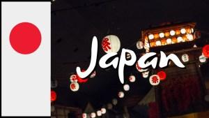 Destinations - Japan