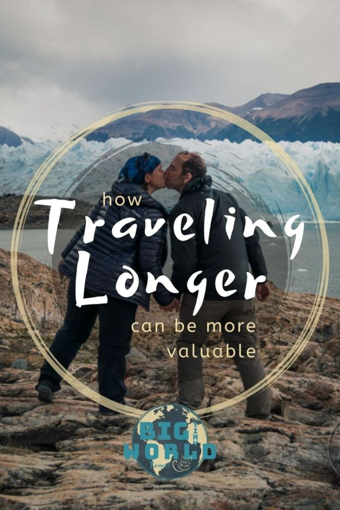 Long-term travel differs greatly from a short-term trip. Each takes a distinct set of planning and preparation. We have found there is a very different approach to costs, activities, lodging, and leisure to each of these. We have found one is better than the other | BIG tiny World Travel | #bigtinyworld #longtermtravel #travelstyle #costsavings #international