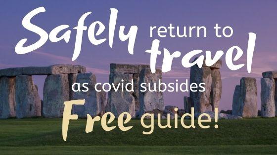 Pandemic Travel Safety Freebie