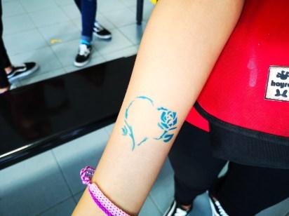 Airbrush Tattoo Art Singapore
