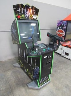 Alien Arcade Machine Rental