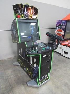 Alien Arcade Machine Rental