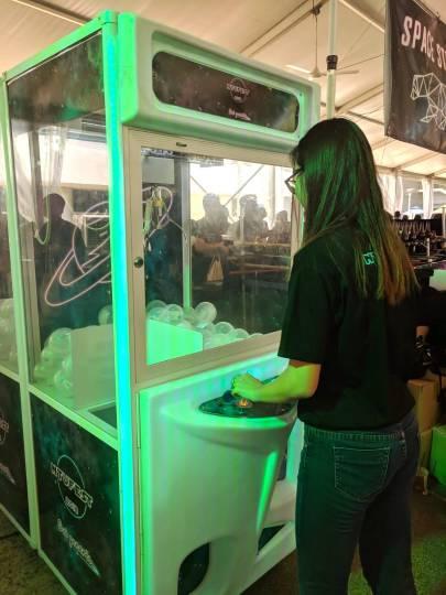 Arcade Claw Catcher Machine Rental
