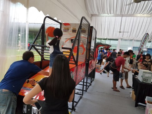 Arcade Machine for Rent Singapore