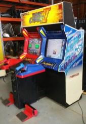 Arcade Time Crisis 2 Rental