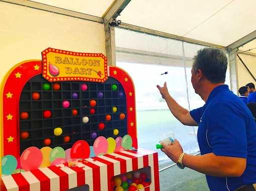 Balloon Dart Game for Rent Singapore