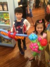 Balloon Sculpting Kinokuniya