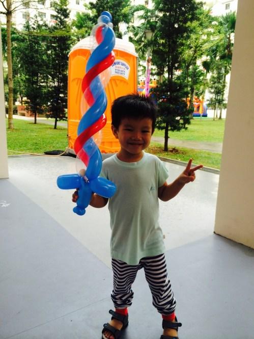 Balloon Sculpting Service Singapore